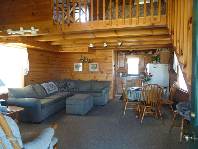 Accommodations At Fields Of Home Lodge And Cabins